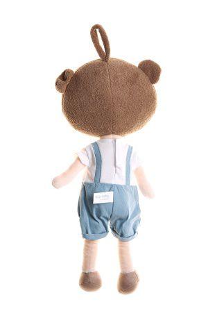 Boneco Metoo Jimbao - Boy Bear 46 cm