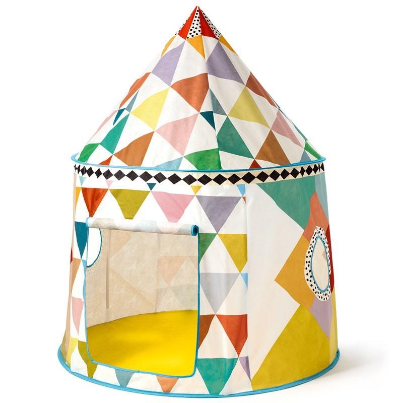 Cabana em Tecido Circo - Djeco