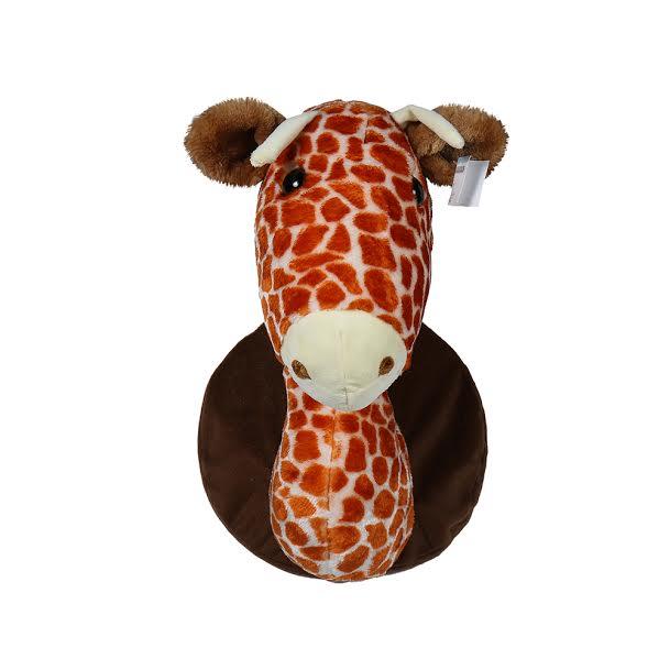 Pelúcia de Parede - Cabeça de Girafa