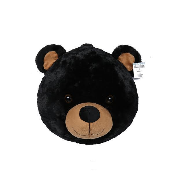 Pelúcia de Parede - Cabeça de Urso
