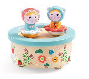 Caixa de Música Djeco - Baby Melody