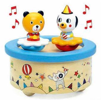 Caixa de Música Djeco - Fantasy Melody