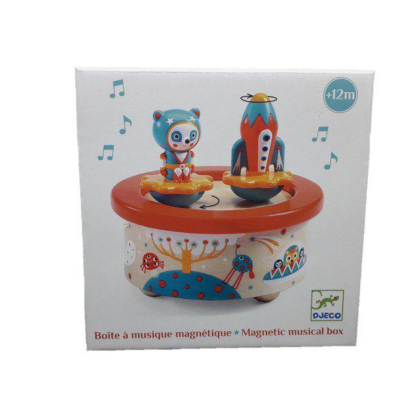 Caixa de Música Djeco - Space Melody