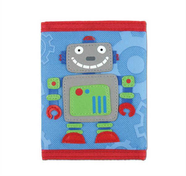 CARTEIRA INFANTIL - ROBOT
