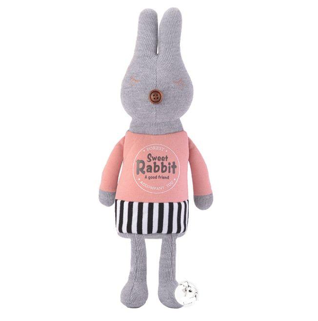 Coelho Metoo Doll - Camiseta Rosa