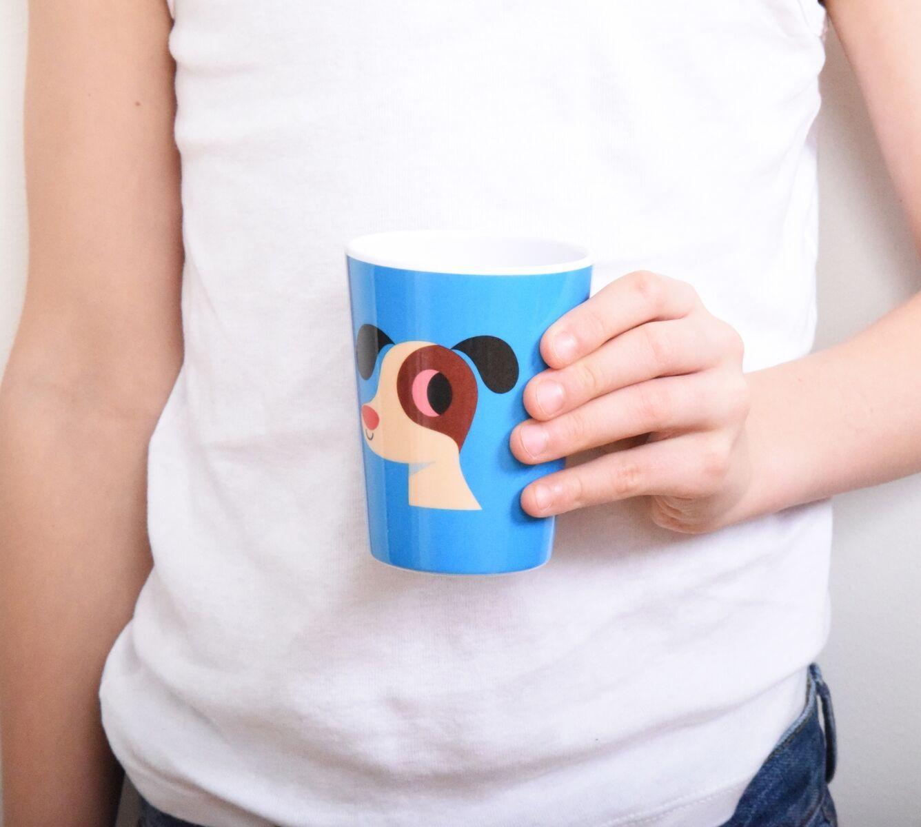 Copo Infantil Omm Design - Cachorro