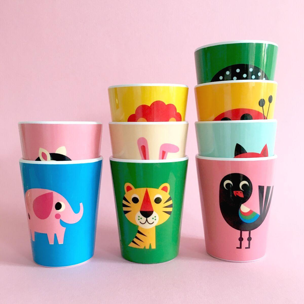 Copo Infantil Omm Design - Elefante