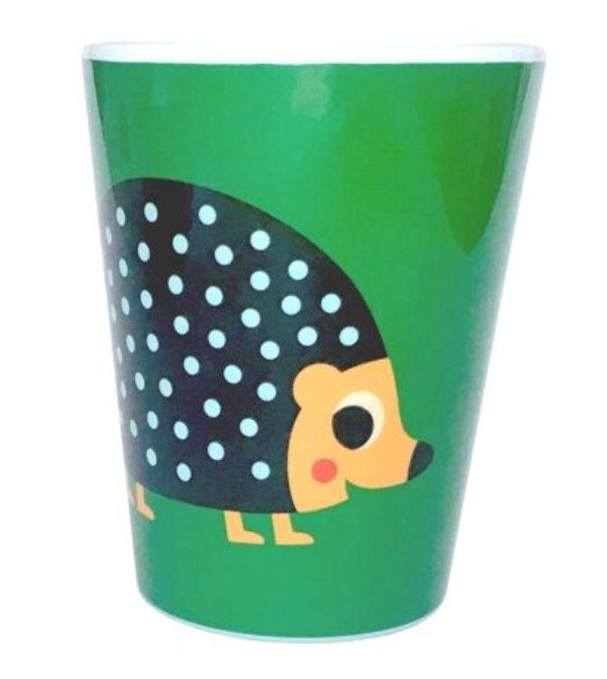 Copo Infantil Omm Design - Porco Espinho