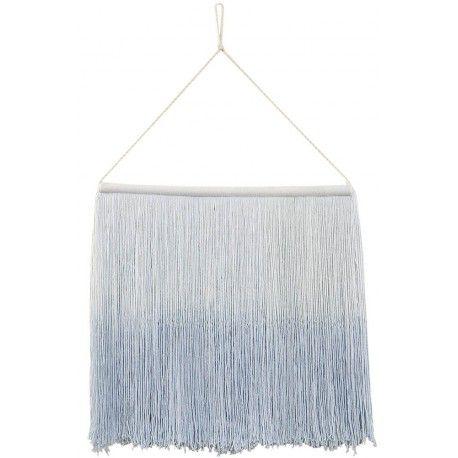 Enfeite de Parede Lorena Canals - Tie Dye Azul Claro