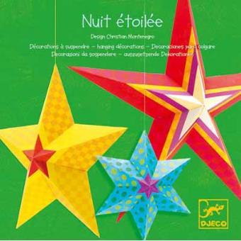 Móbile Djeco - Estrelas para pendurar
