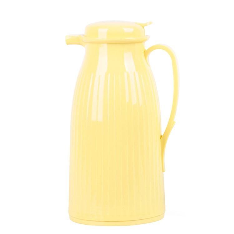Garrafa Térmica Candy Colors - Amarela