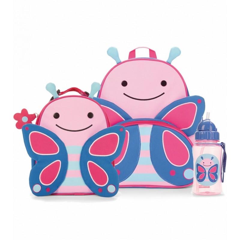 Skip Hop Zoo - Garrafa  Infantil Borboleta