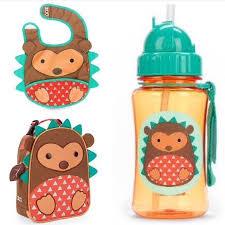 Skip Hop Zoo - Garrafa Infantil Porco Espinho