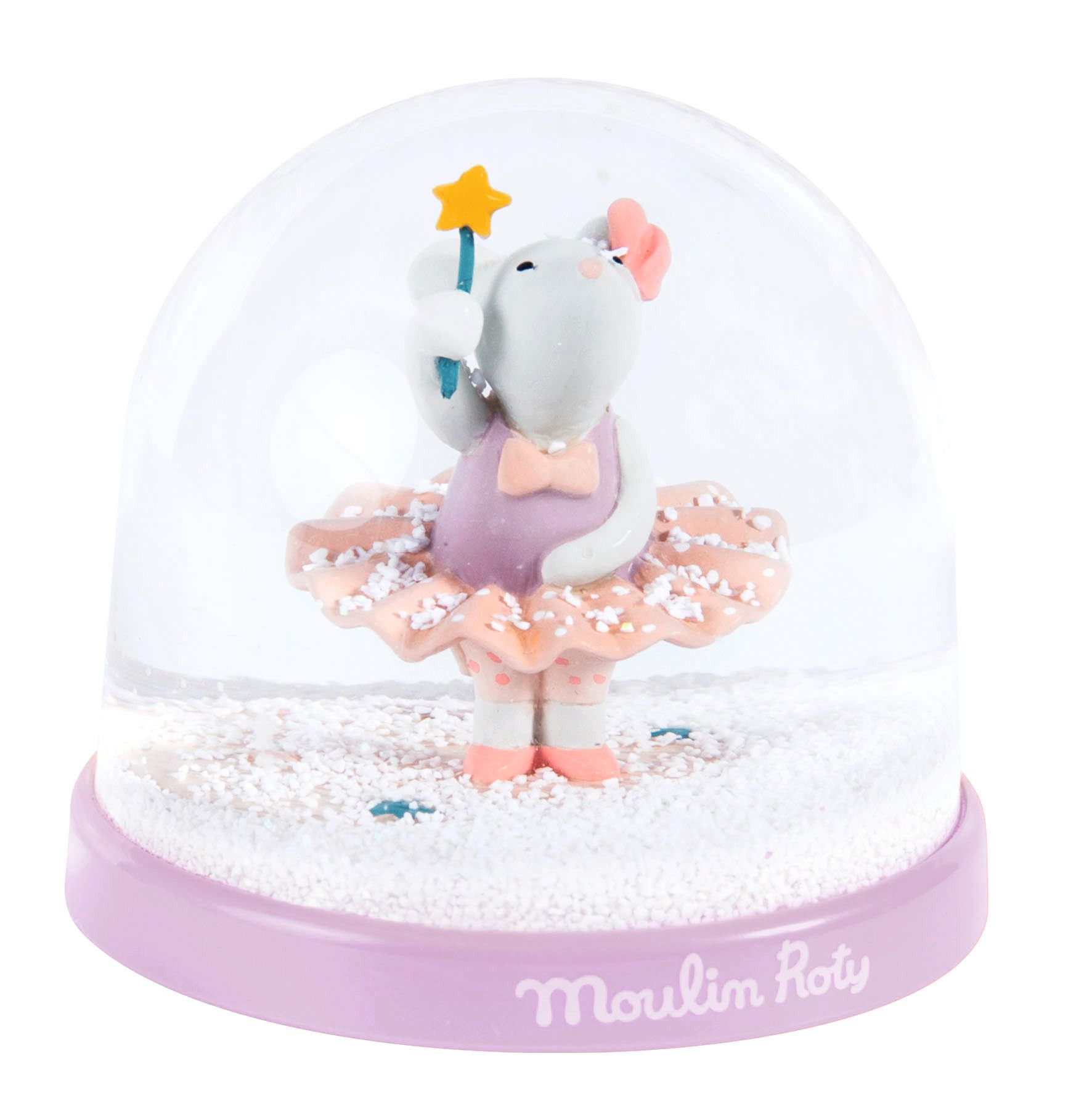 Globo de Neve Moulin Roty - Ratinha Era uma Vez...