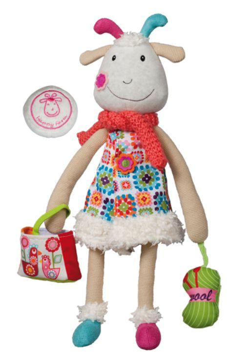 Happy Farm - Cabra de Atividades Huguette