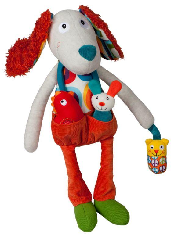 Ebulobo - Cachorro de Atividades Paz e Amor