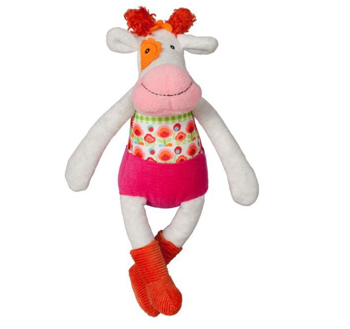 Happy Farm - Doudou Vaca - Ebulobo