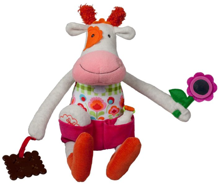 Happy Farm - Vaca de Atividades - Ebulobo