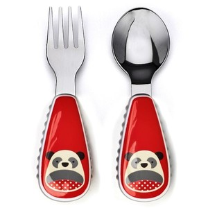 Skip Hop - Kit de Talheres Panda
