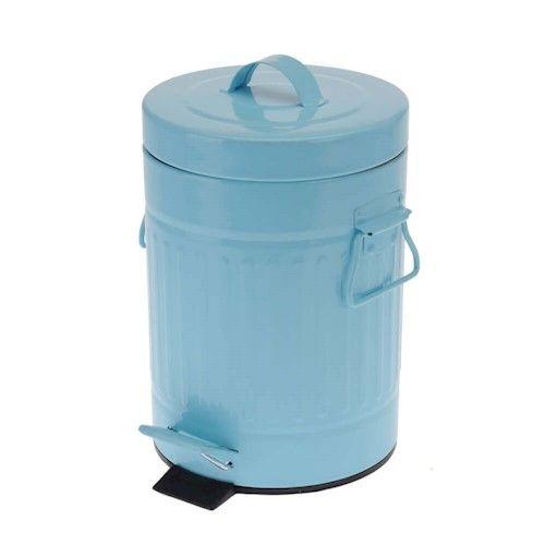 Lixeira Candy Colors Azul - 3L