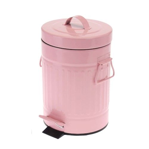 Lixeira Candy Colors Rosa - 3L