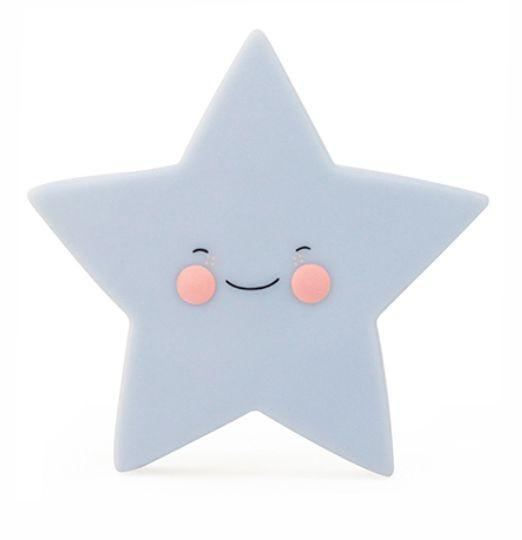 Luminária Infantil Estrela - Azul