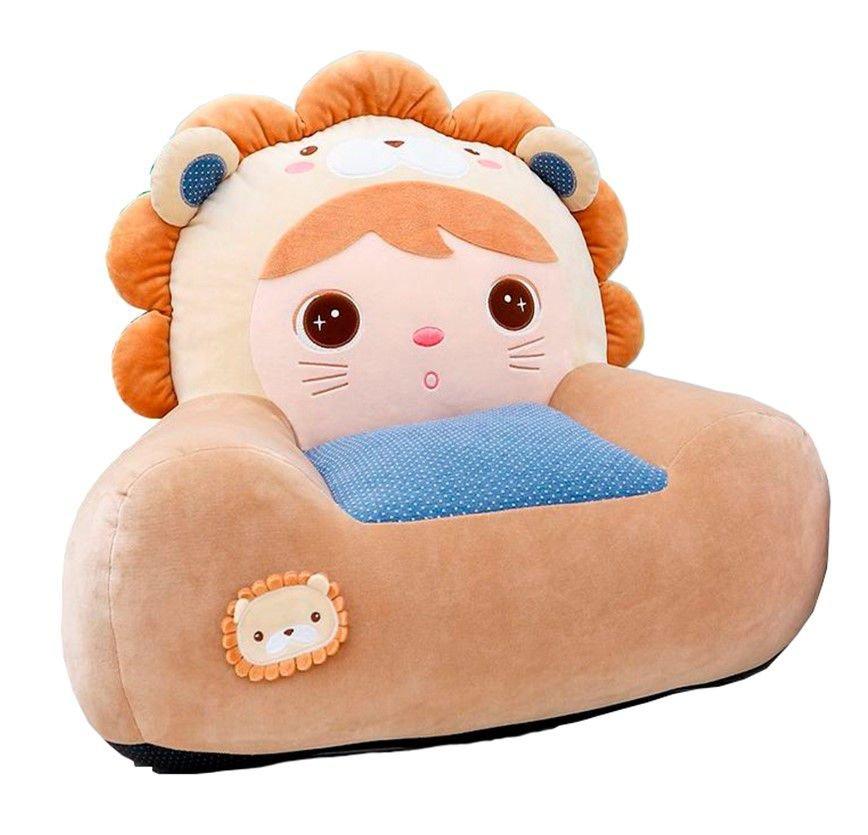 Mini Sofá Infantil Metoo - Leão