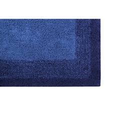Tapete Lorena Canals Água Alaska Blue - Azul Cobalto 1.40 x 2.00 mts.