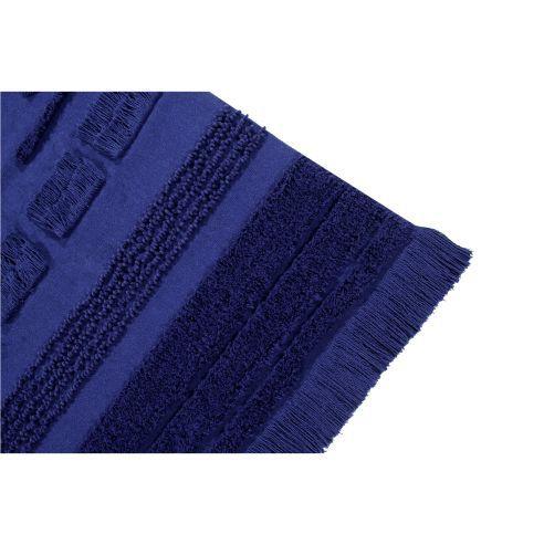 Tapete Lorena Canals Azul Cobalto Ar Alaska Blue - 1.40 x 2.00 m