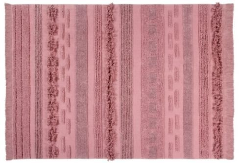 Tapete Lorena Canals Rosa Ar Canyon Rose - 1.40 x 2.00 m