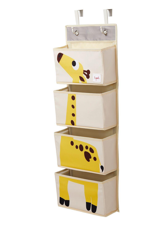 Organizador de Parede 3 Sprouts - Girafa
