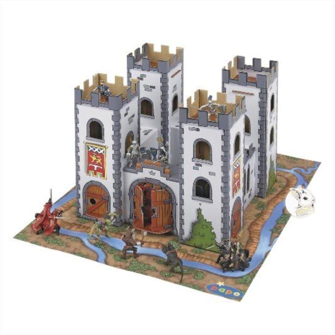 Papo - Castelo Medieval para Montar