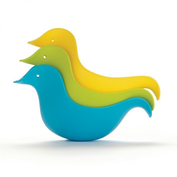 Patos para Banho - Skip Hop - Azul, Verde e Amarelo