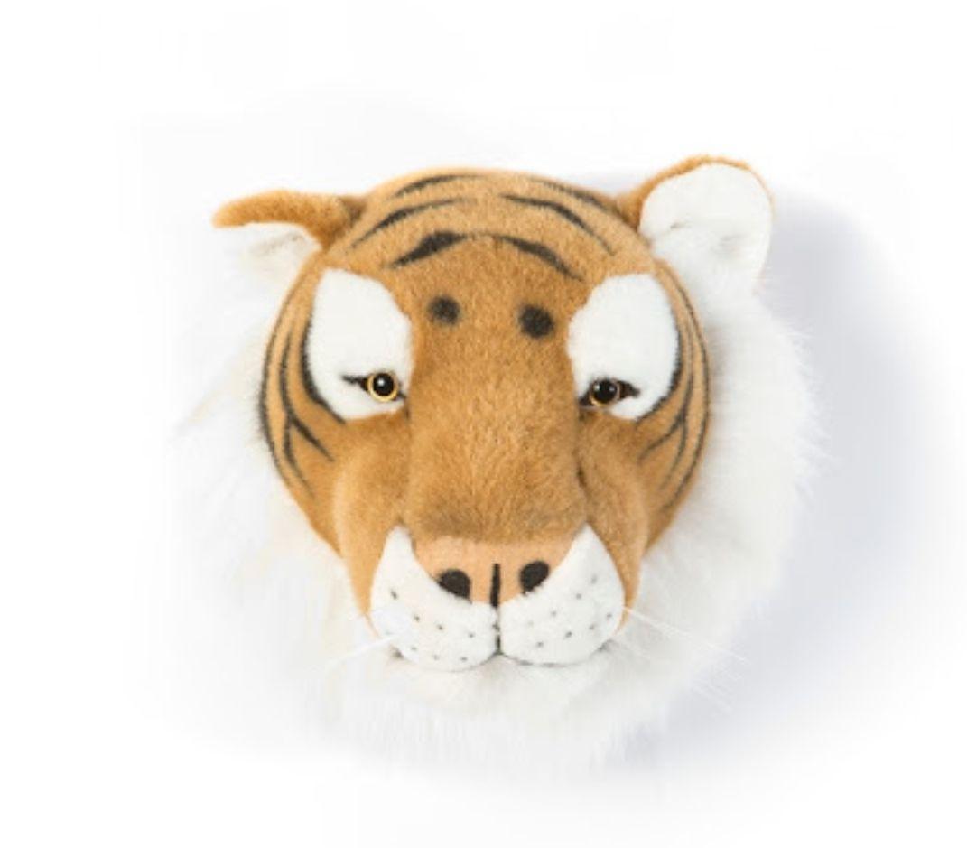 Pelúcia de Parede - Cabeça de Tigre