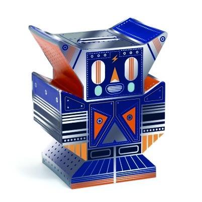 Porta-Moedas Djeco Robot