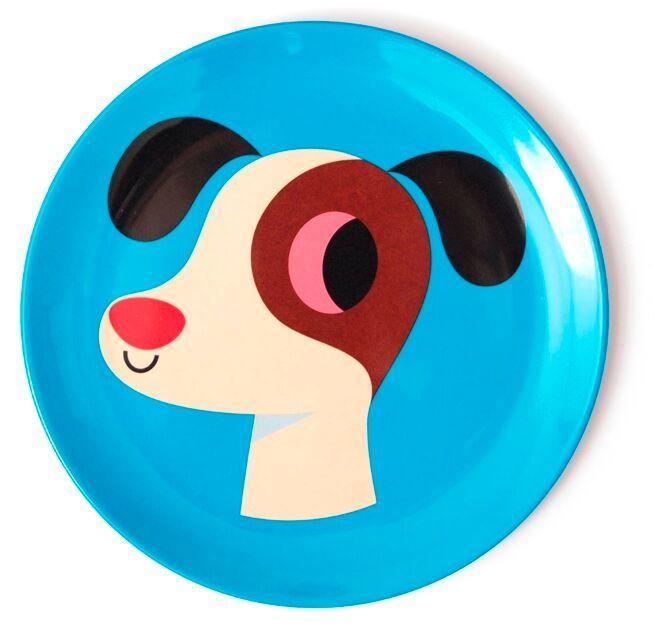 Prato Infantil Omm Design - Cachorro