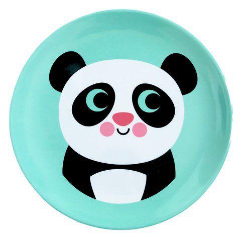 Prato Infantil Omm Design - Panda