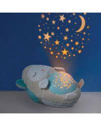 Luminária Infantil - Carneirinho - Projetor em Pelúcia Skip Hop
