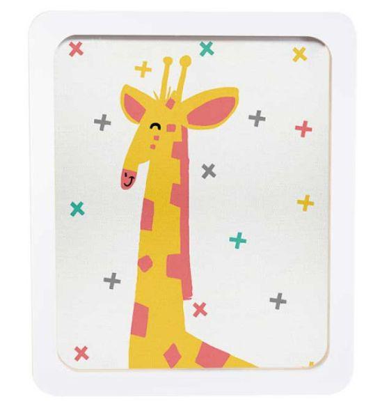 Quadro Infantil Adot - Girafa