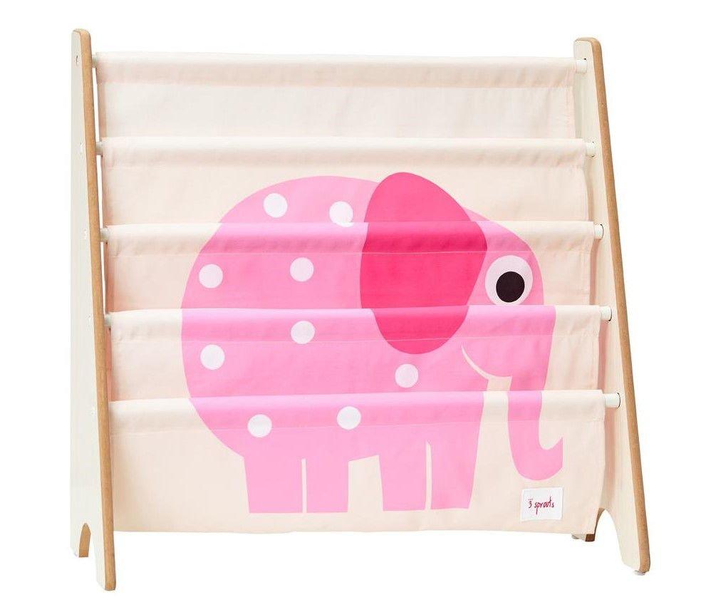 Rack Infantil para Livros 3 Sprouts - Elefante