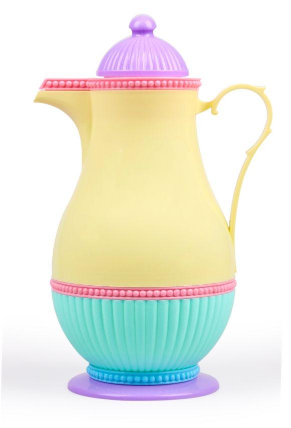 Garrafa Térmica Rice - Retro Amarela