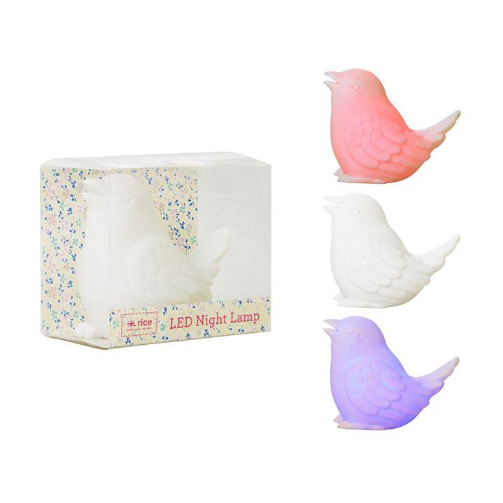 Luminária Pássaro Rice