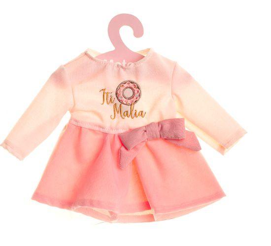 Roupa de Boneca Metoo - Vestido Rosa It Malia com Cabide