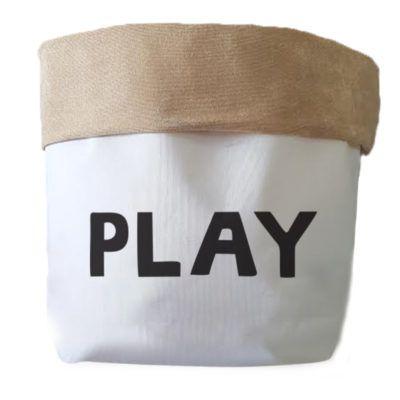 Saco Organizador Infantil para Brinquedos - Bag Play Pequena
