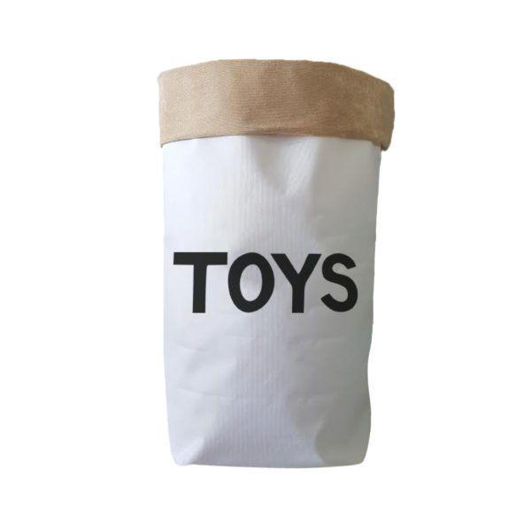 Saco Organizador Infantil para Brinquedos - Bag Toys