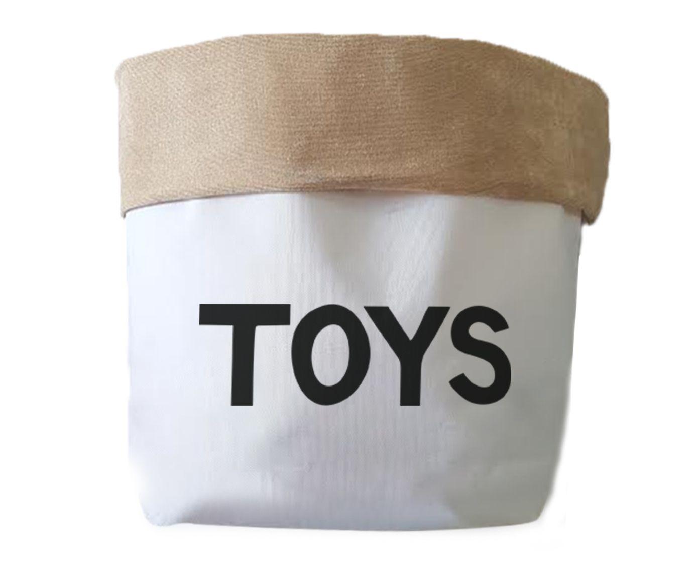 Saco Organizador Infantil para Brinquedos - Bag Toys Pequena