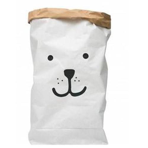 Saco Organizador Infantil para Brinquedos - Bag Urso