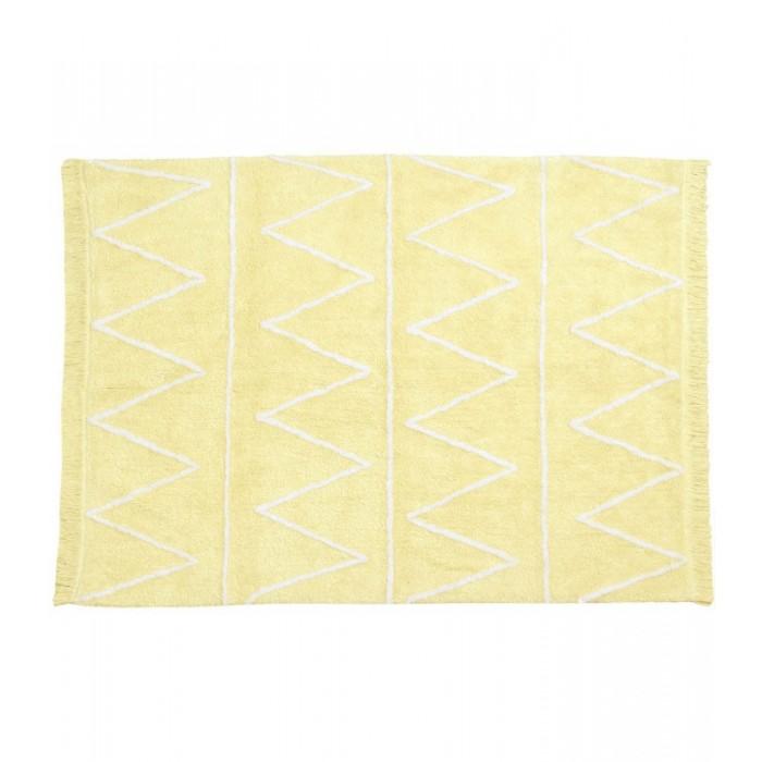 Tapete Lorena Canals Amarelo Hippy - 1.20 x 1.60 m