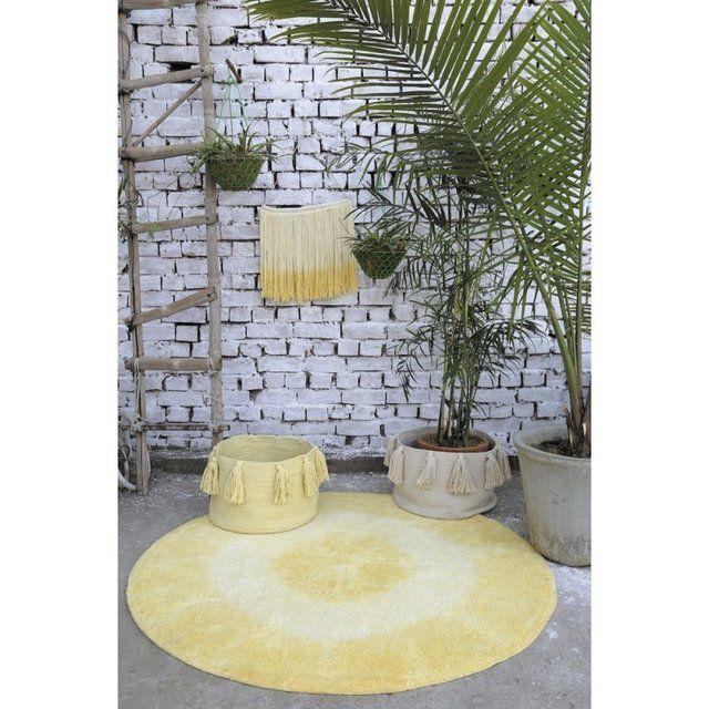 Tapete Lorena Canals Amarelo - Tie Dye