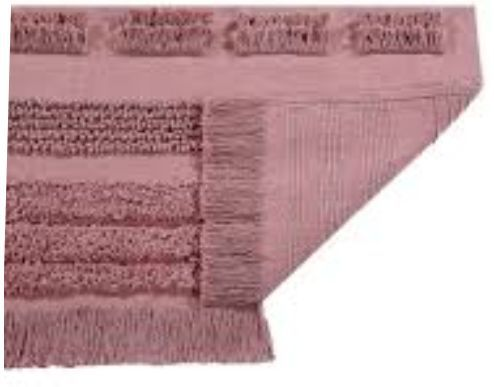 Tapete Lorena Canals Ar Canyon Rose 1.70 x 2.40 m